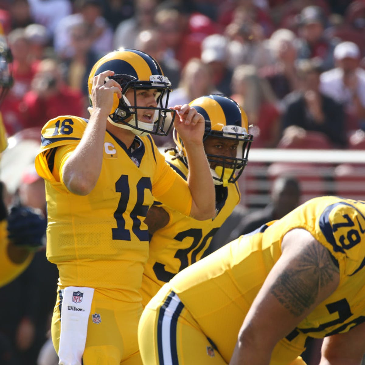 Rams vs. Bears  Preview and Prediction for Big NFC Match-Up  1247de6bf