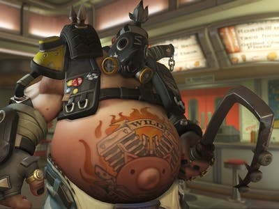Roadhog's Hook in 'Overwatch' Is Finally Fair
