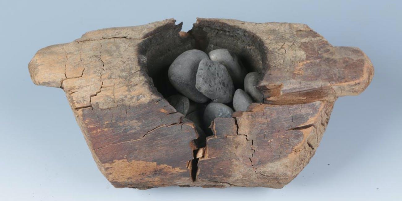 funerary burner