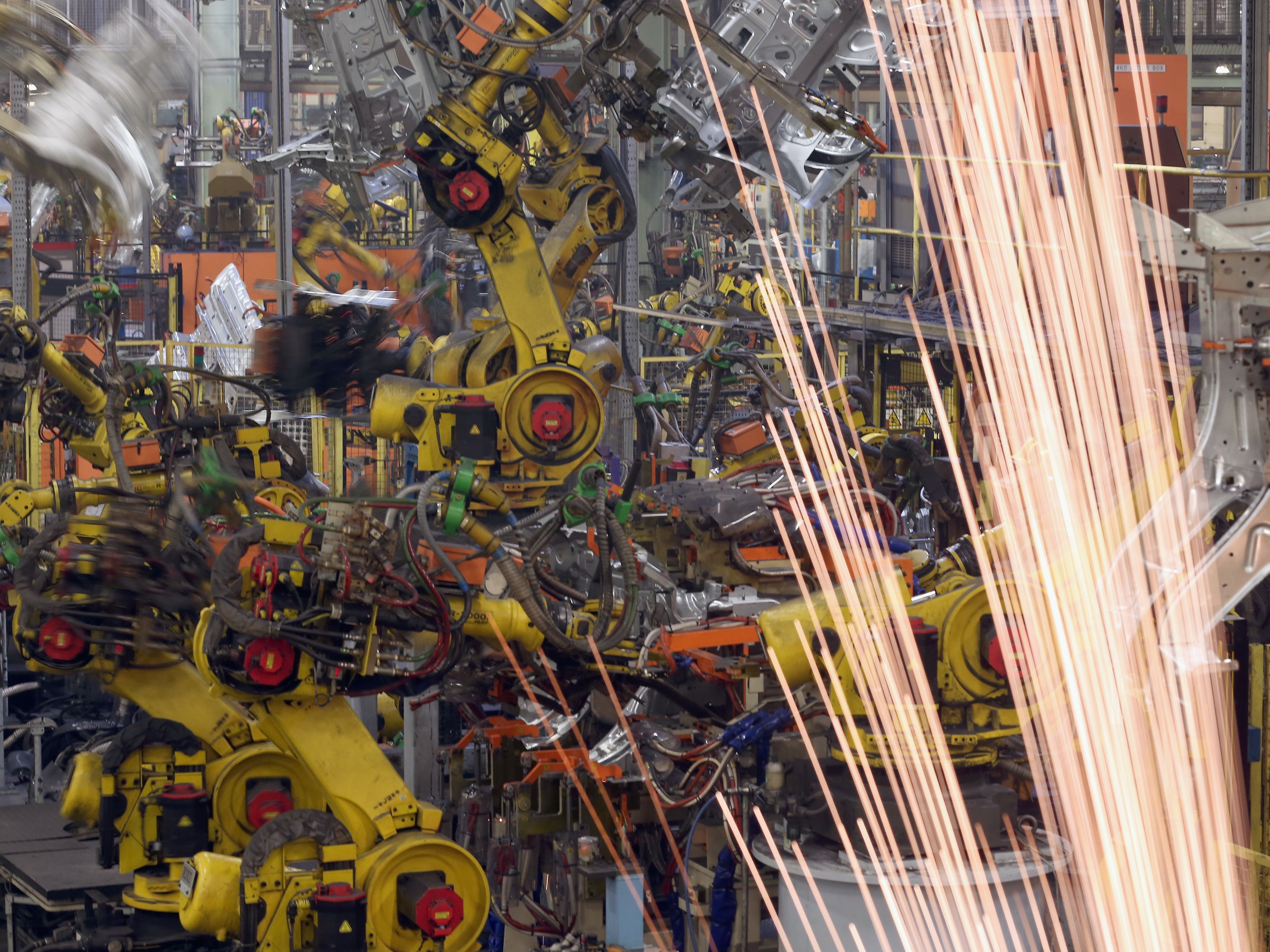 Factory Robots Are Going to Start Programming Themselves