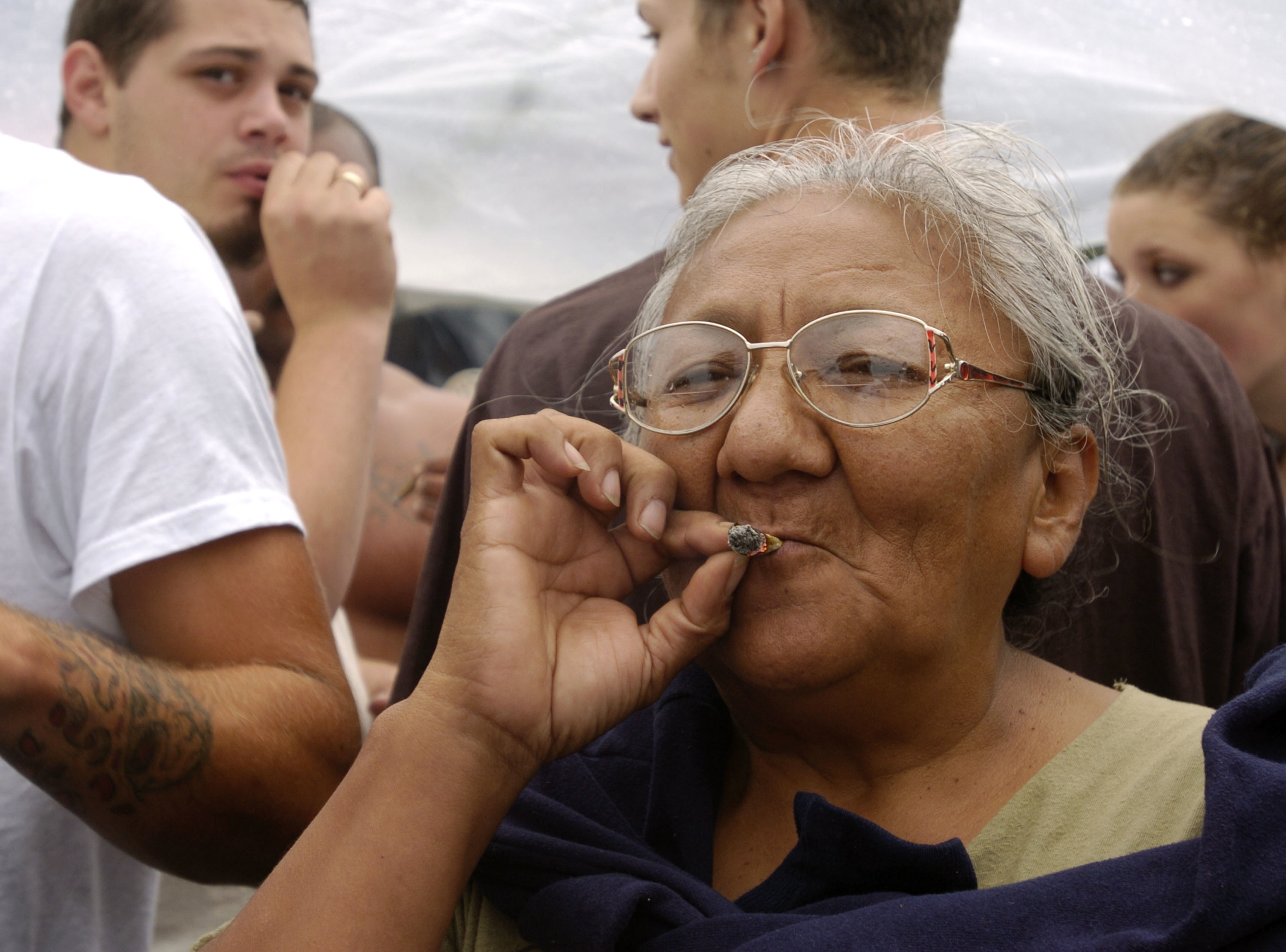Support to legalize marijuana hits all-time high