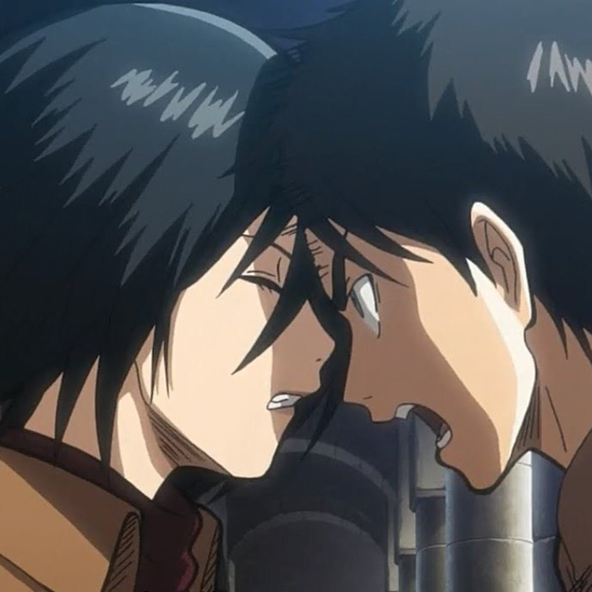 Why Eren and Mikasa Never Kiss on 'Attack on Titan' | Inverse