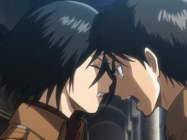 Eren and Mikasa Will Never Get Together on 'Attack on Titan'