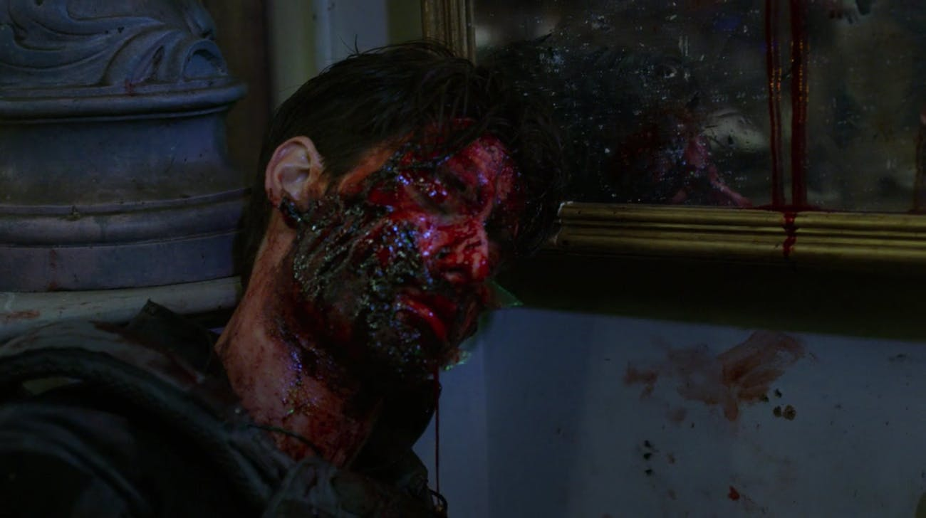 The Punisher Jigsaw Billy Russo Netflix