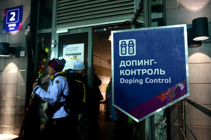 "Russia's response to the exposure of it's massive state-run doping scheme was like ""well THEY suck too!"""