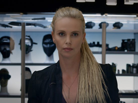 Charlize Theron's 'Fast 8' Villain Is the Most Terrifying Yet