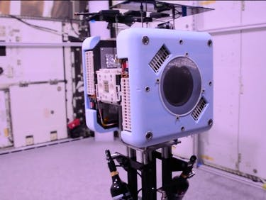 Meet Astrobee: the International Space Station's New Robot Servant