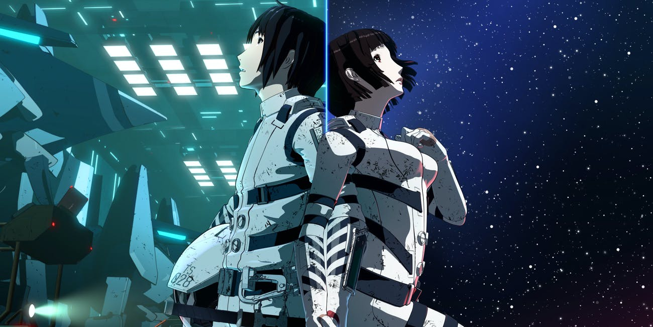 Anime Netflix Knights of Sidonia
