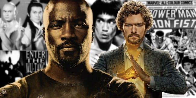 Luke Cage Netflix Iron Fist