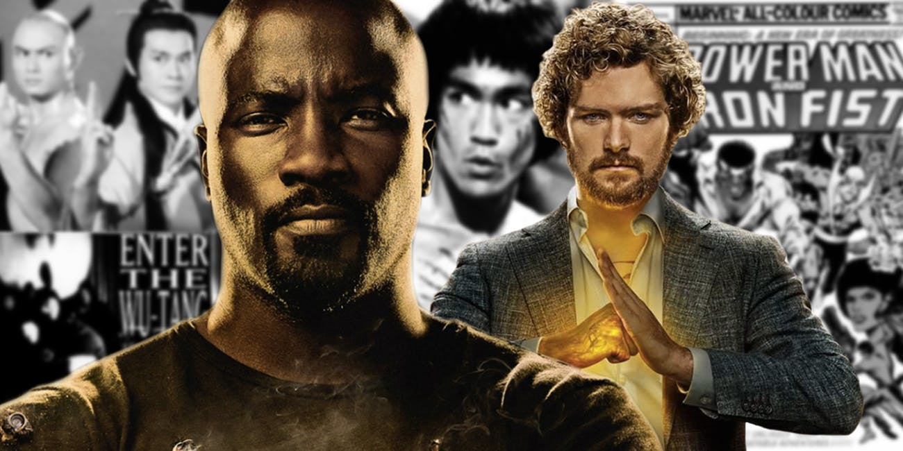 Luke Cage Netflix Iron Fist