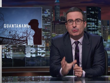 John Oliver: We Need to Shut Down Azkaban-Like Guantanamo Bay