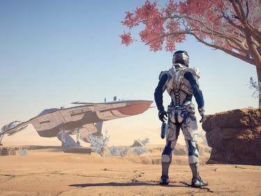 New Classes in 'Mass Effect: Andromeda' Reveal Pathfinder Secrets