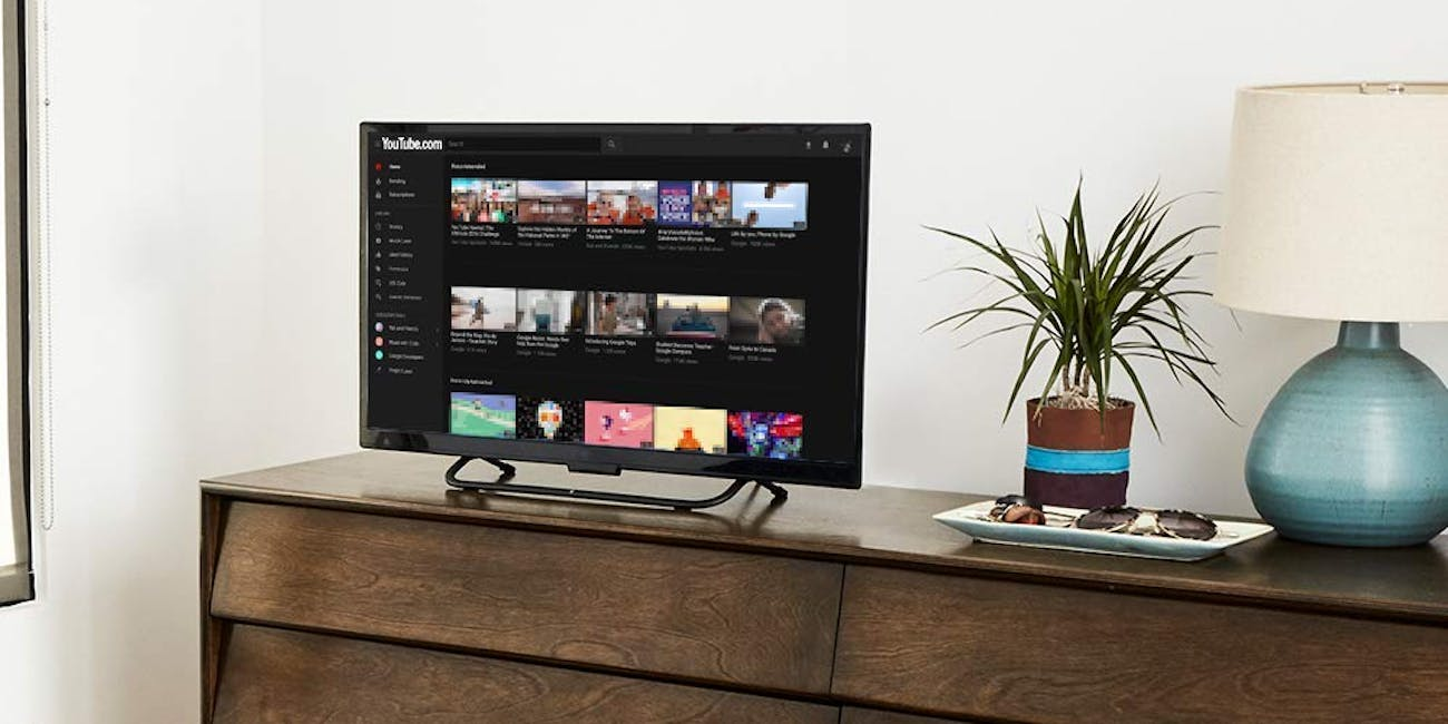 The Amazon Fire Stick works with Alexa and YouTube