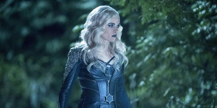 The Flash Caitlin Snow Killer Frost