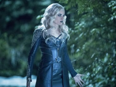 The Flash Caitlin Snow Killer Frost