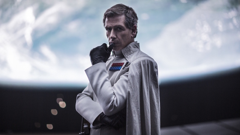 Krennic, up to no good.