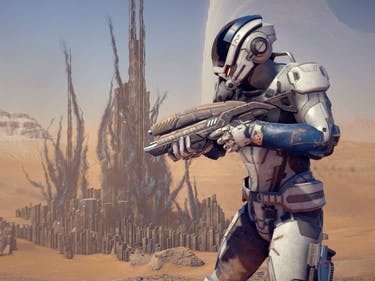 'Mass Effect: Andromeda' Combat Looks Slick AF