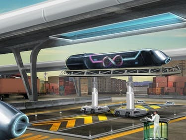 One in Five Americans Would Choose Hyperloop Over Space Travel