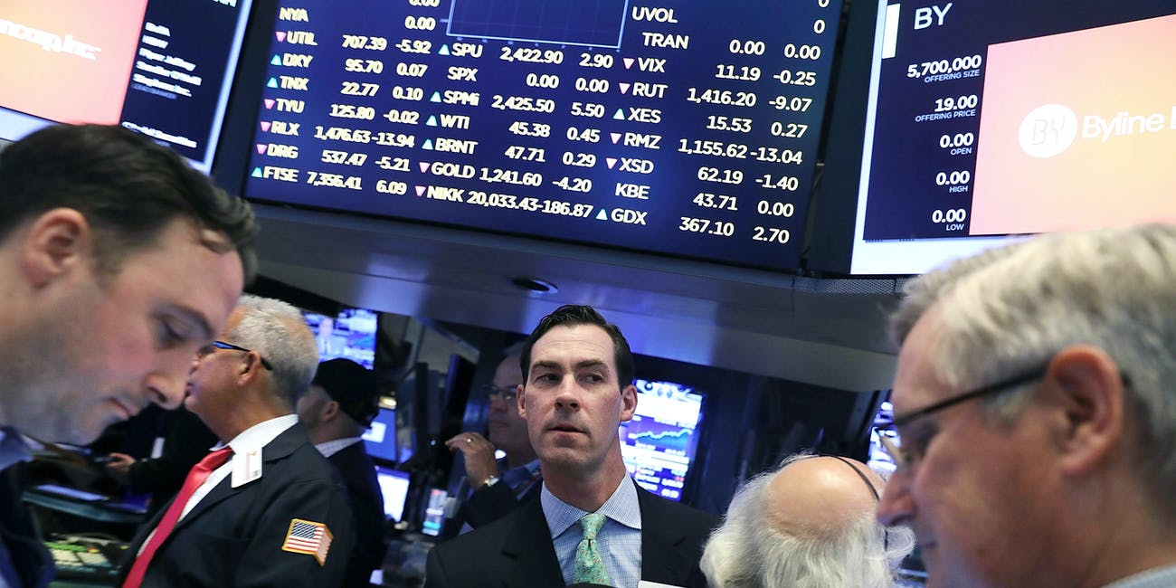 Emissions trading market NYSE stock exchange trading