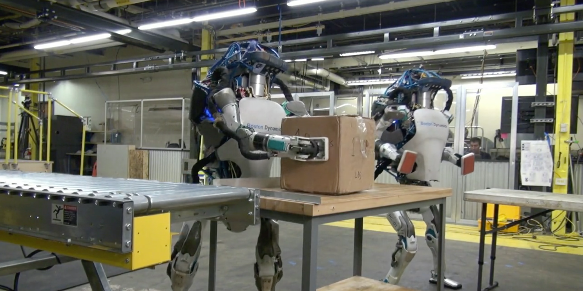 Robots and Automation Will Have Taken Over 52 Percent of Tasks by 2025