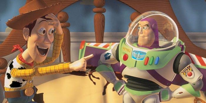 Toy Story 4 woody buzz lightyear