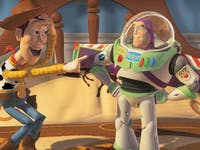 Toy Story 4 woody buzz lightyear