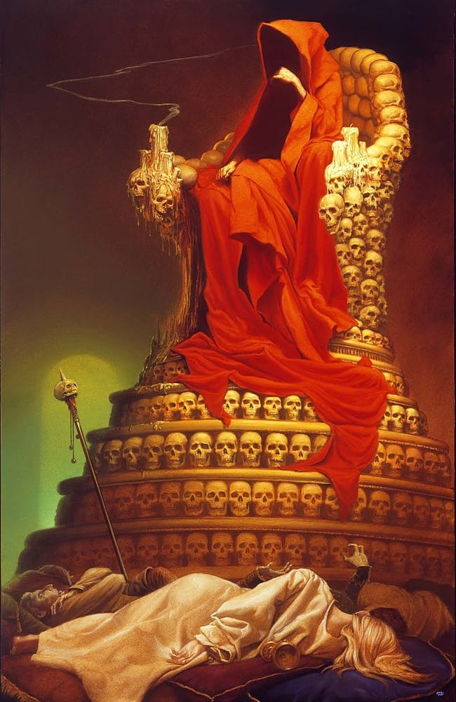 Crimson King The Dark Tower