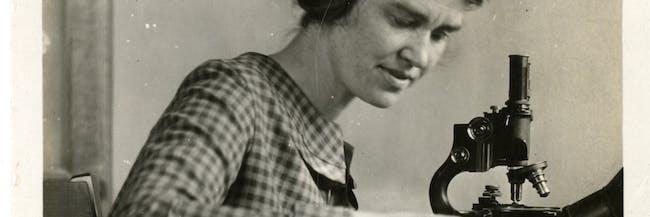 Margaret Mann Lesley (1891-1988)