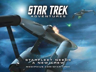 2017 'Star Trek' Tabletop RPG Will Be Set in Prime Universe