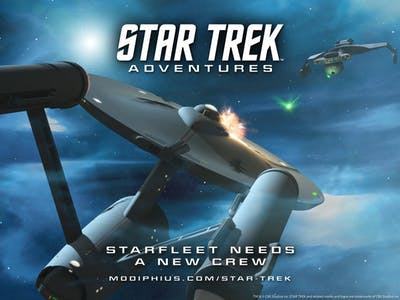 2017 'Star Trek' Tabletop RPG Will Be Set in Prime Universe