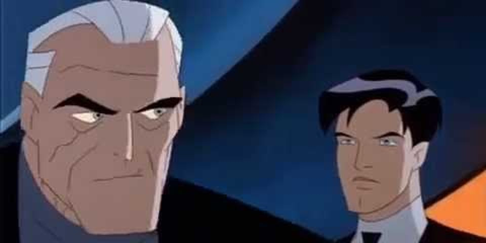 Kevin Conroy played an older Bruce Wayne in 'Batman Beyond.'