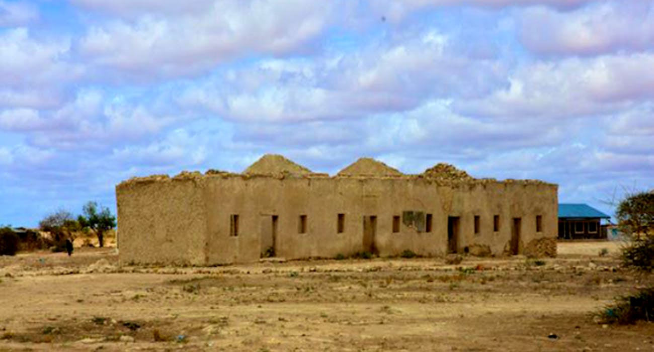 School on Kenya-Somali border