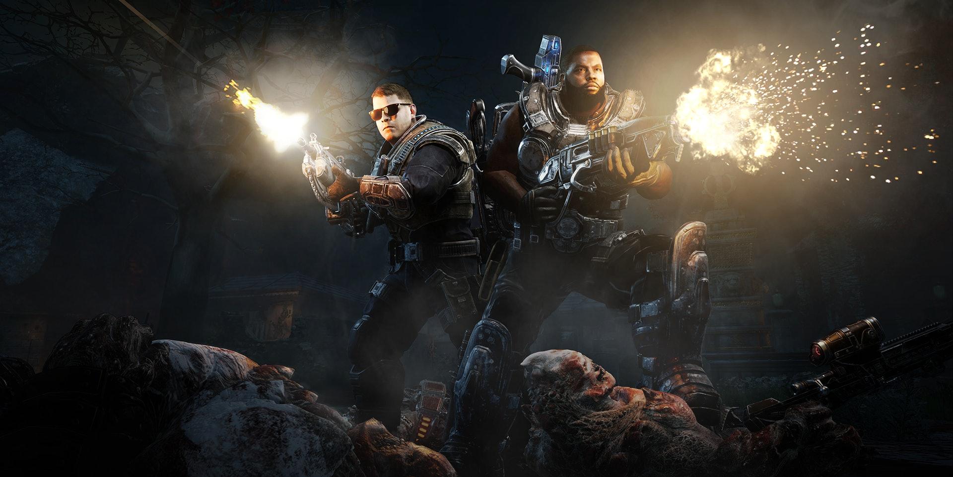 Gears of War 4 Run the Jewels