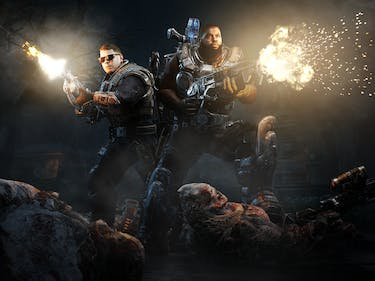 You Can Play 'Gears of War 4' as Run the Jewels Right Now