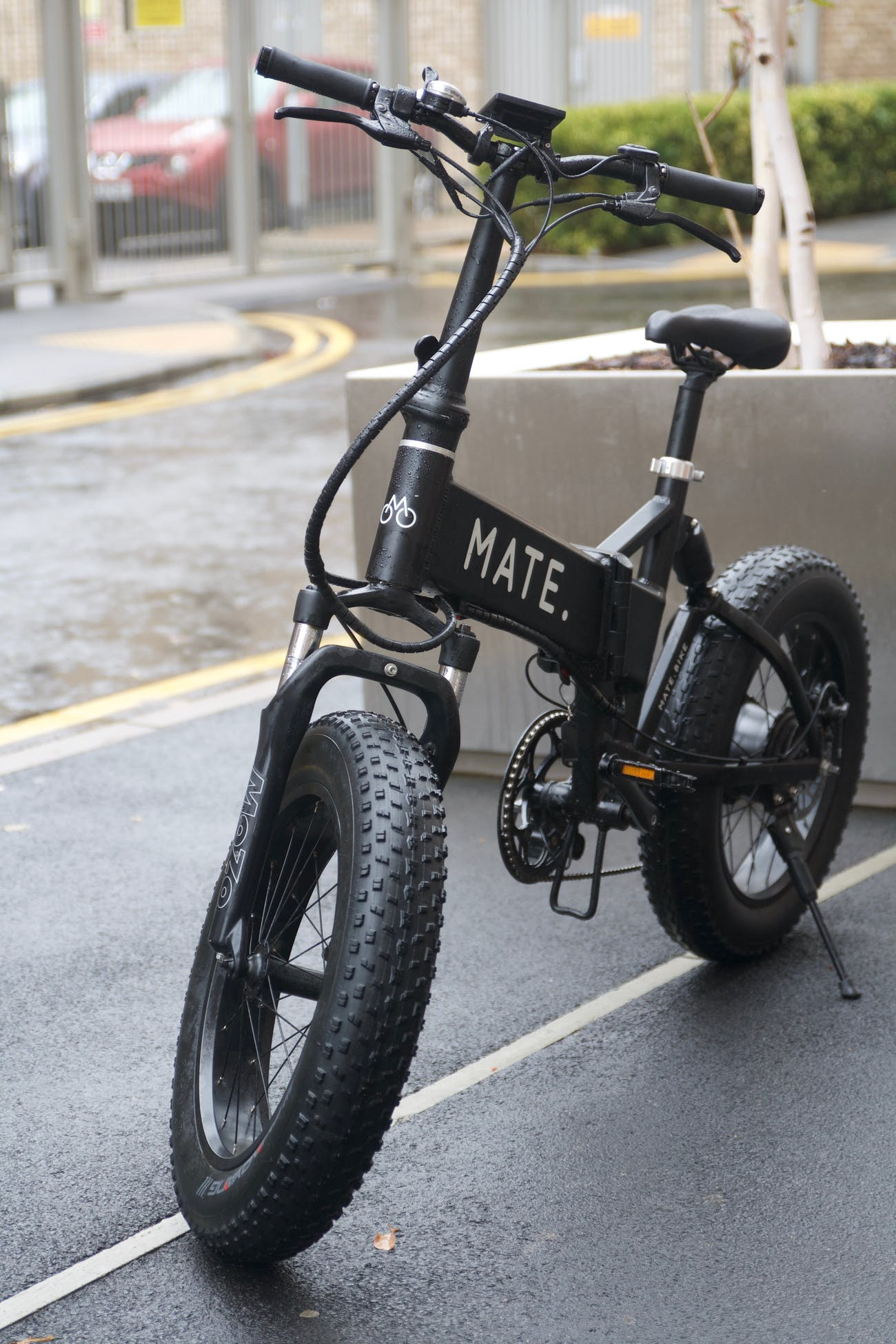 Best Electric Bike 2018: Hands-on With the Mate X, the 'Tesla of E
