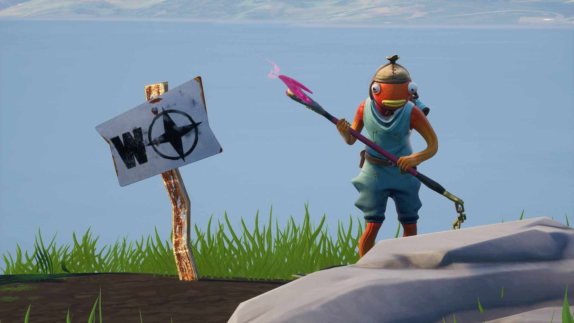 fortnite where to visit the furthest north south east and west points - visit the 5 highest elevations on the island fortnite season 8