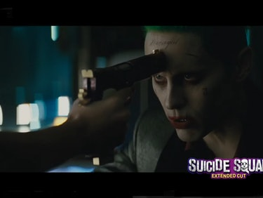 Harley Threatens Joker in 'Suicide Squad' Long Cut Trailer