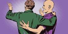 The Emerging Science of 'Bromosexual' Friendships