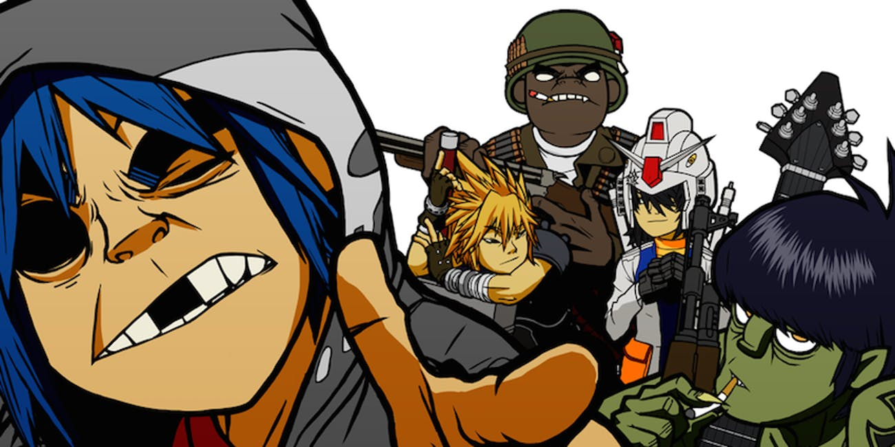Gorillaz Just Dropped Four Dope New Songs   Inverse