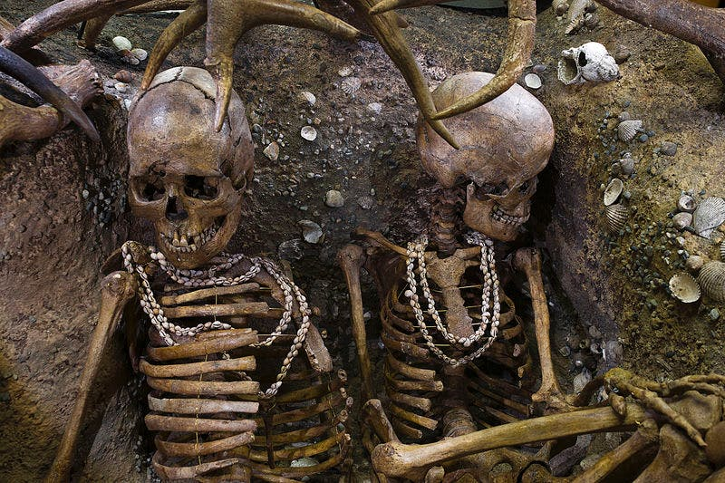 Ancient Humans Knew Incest Was Gross and Built a Safety Net