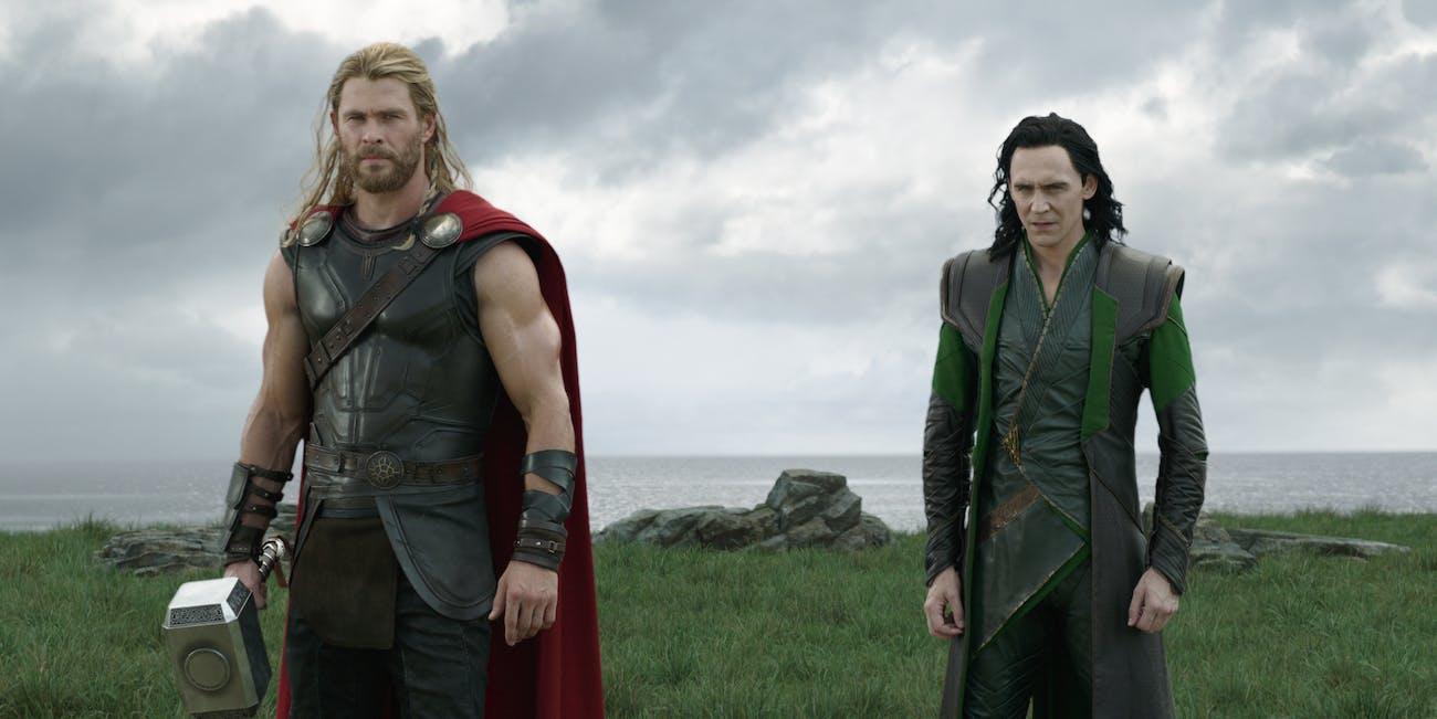 Thor Ragnarok Post Credits