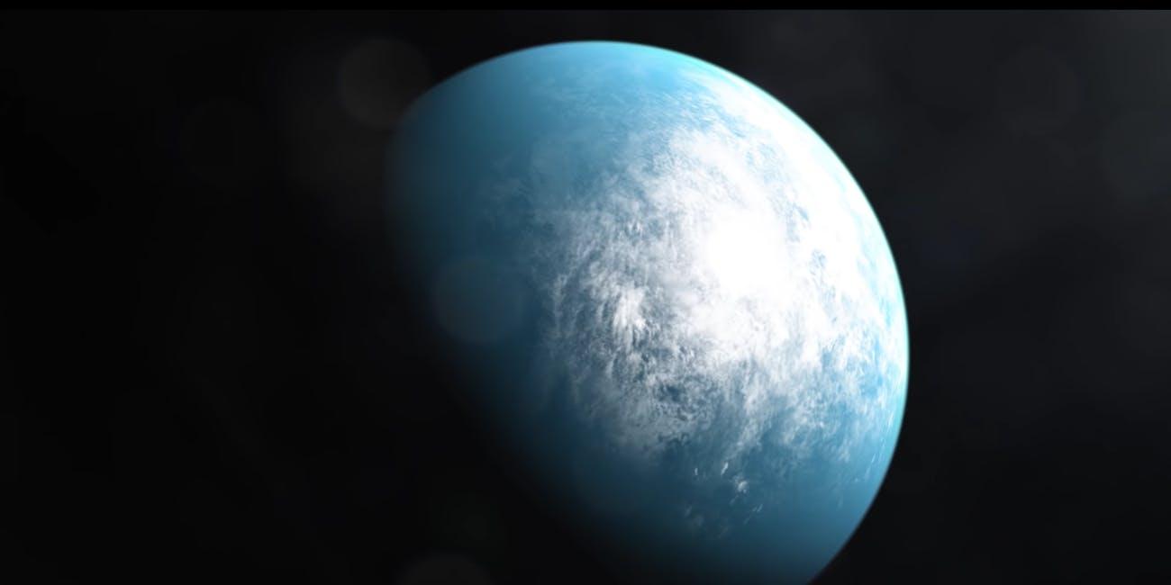 earth sized habitable exoplanet
