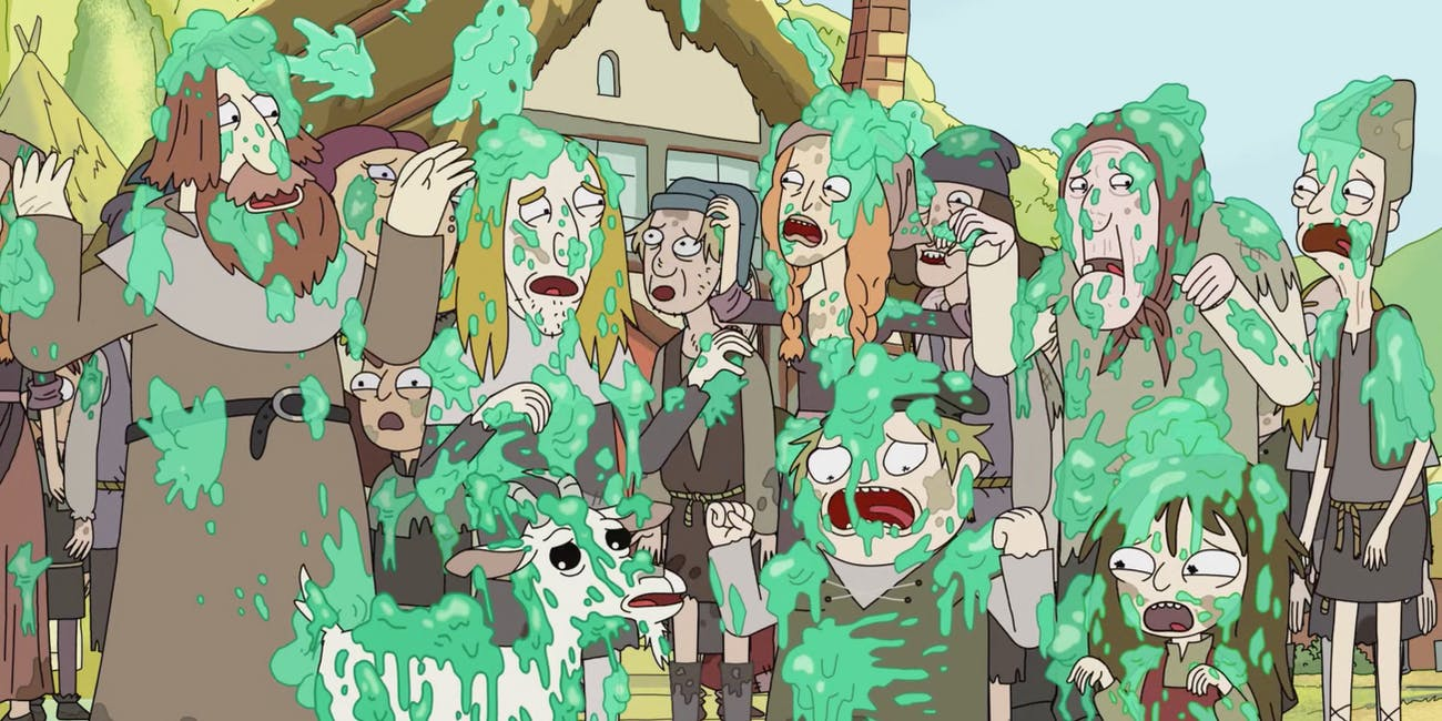 If you're watching 'Rick and Morty,' things are gonna get weird