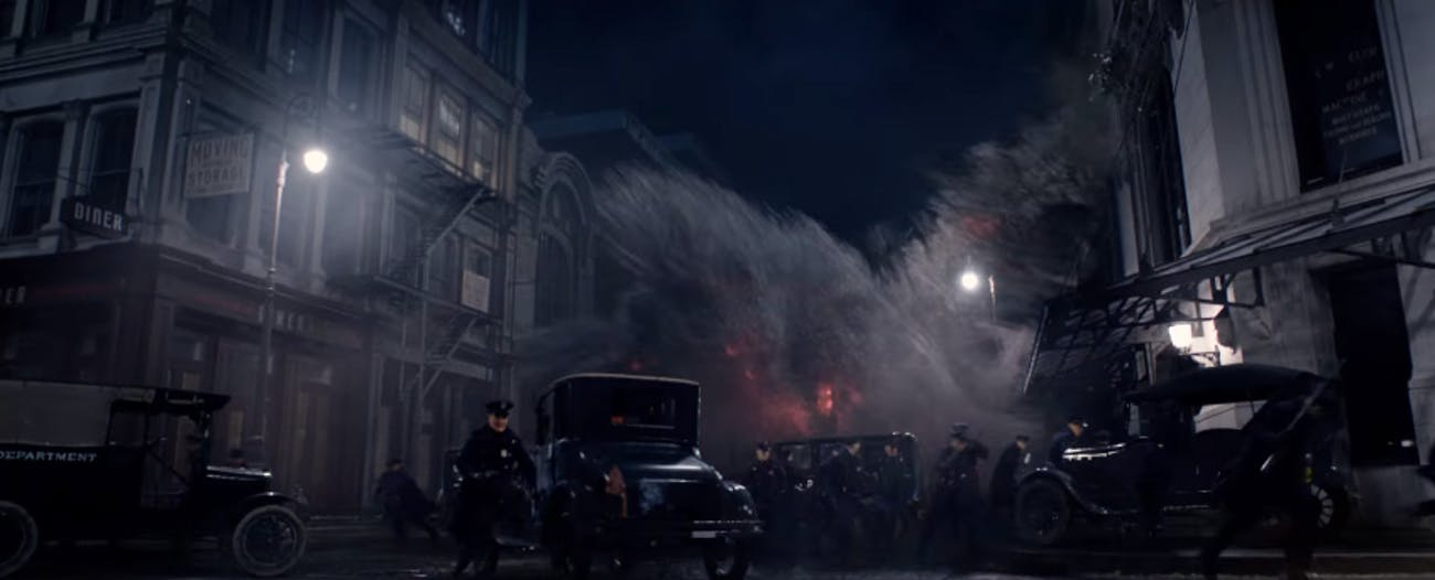 The Obscurus in 'Fantastic Beasts and Where to Find Them'