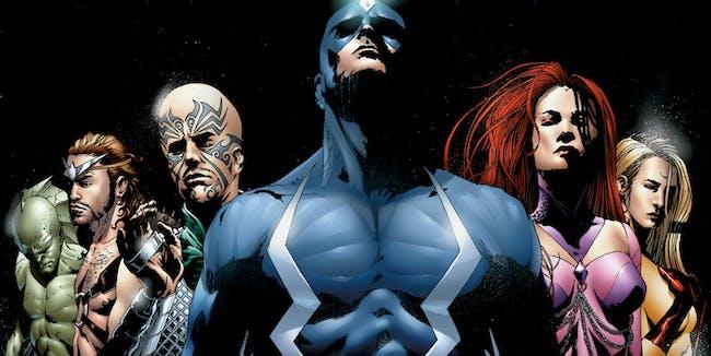 Inhumans Marvel