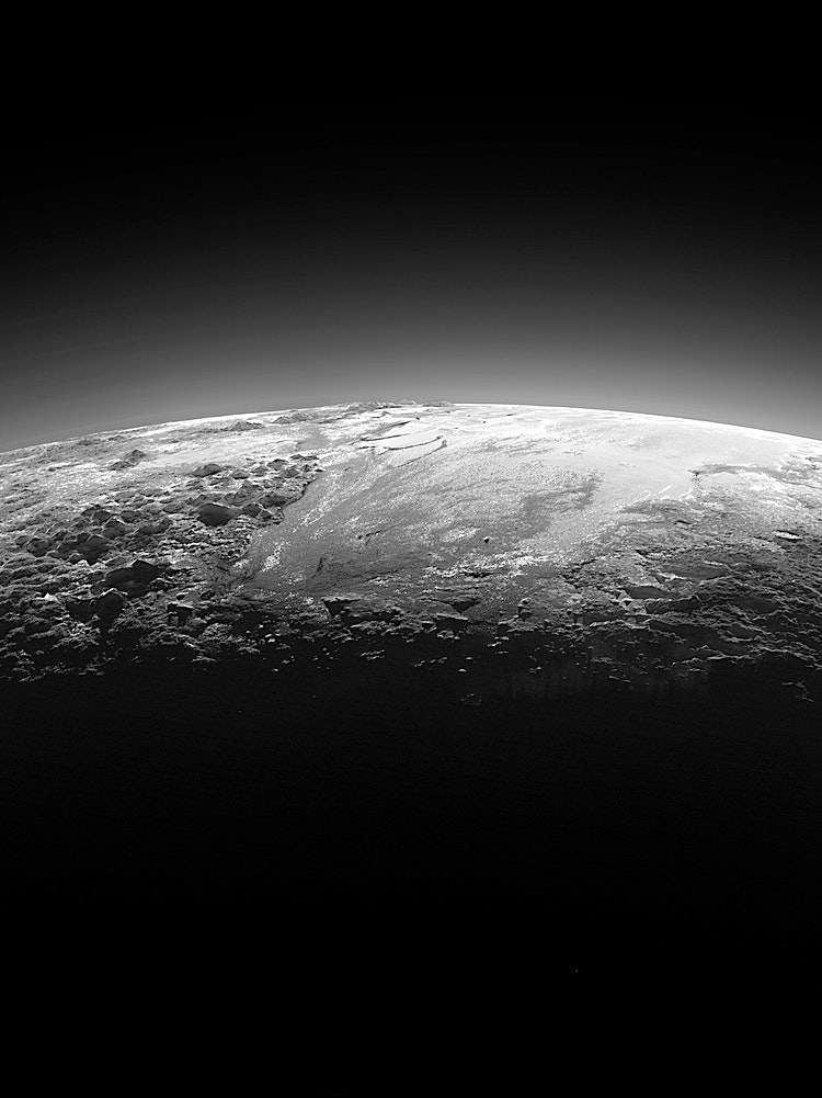 Pluto Has A Heart Love Him Back: Pluto Might Have A Subsurface Liquid Ocean
