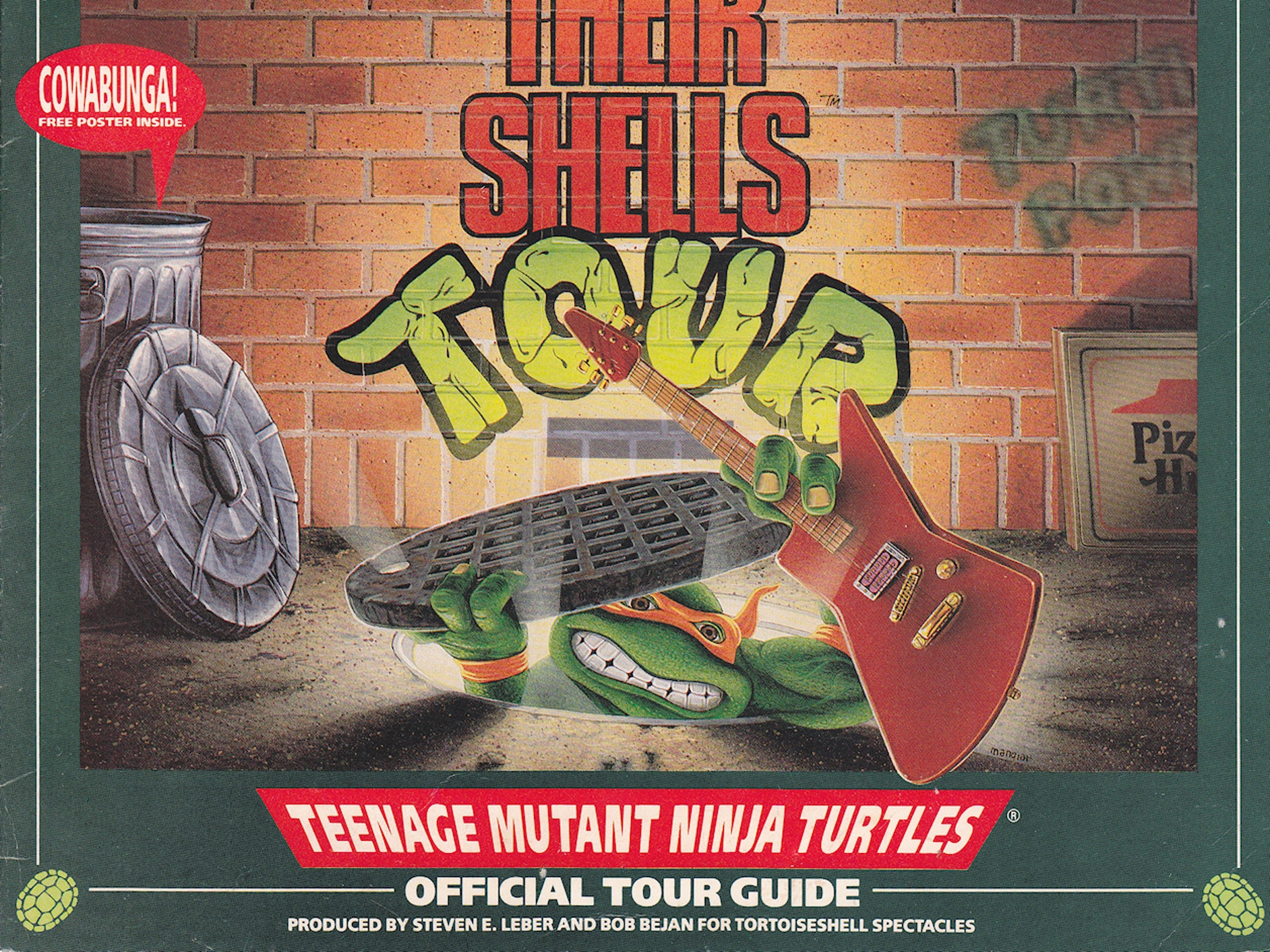 Coming Out of Their Shells Tour