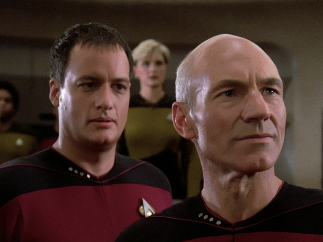 "29 Years Ago, ""Q"" Changed Human History on 'Star Trek: TNG'"