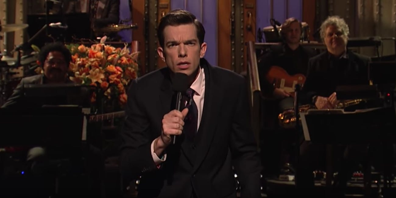 John Mulaney on SNL