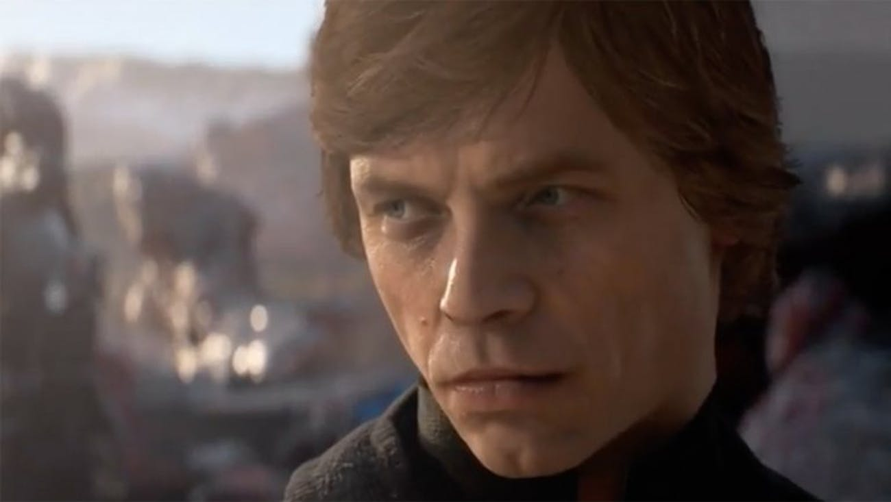 Will you ever unlock Luke Skywalker?